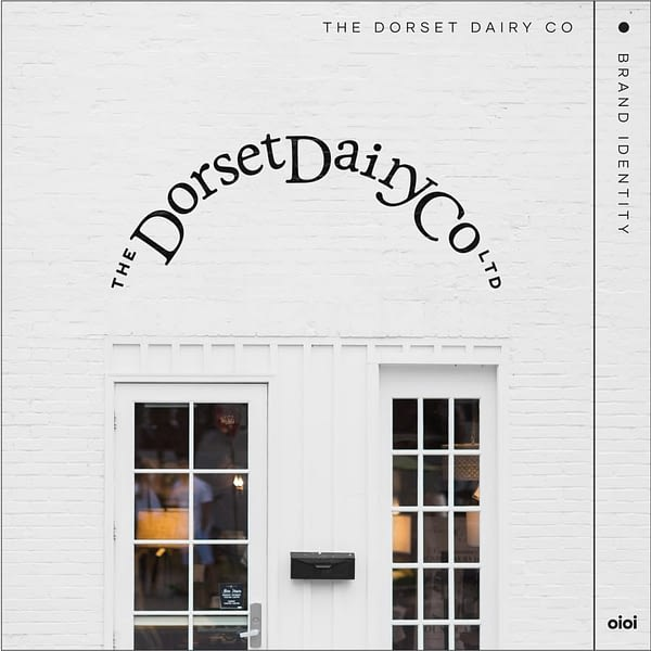 the dorset dairy co - brand identity