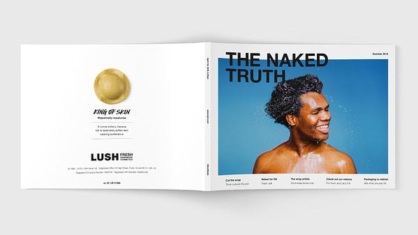 Lush Times // Naked
