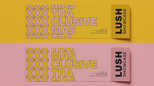 Lush Showcase // Event - oioi.gg