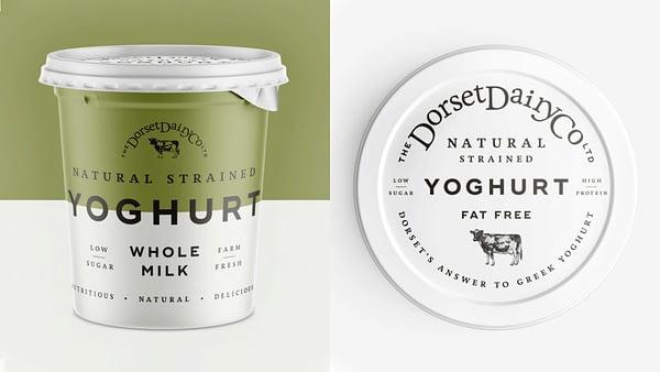 The Dorset Dairy Co // Yoghurt